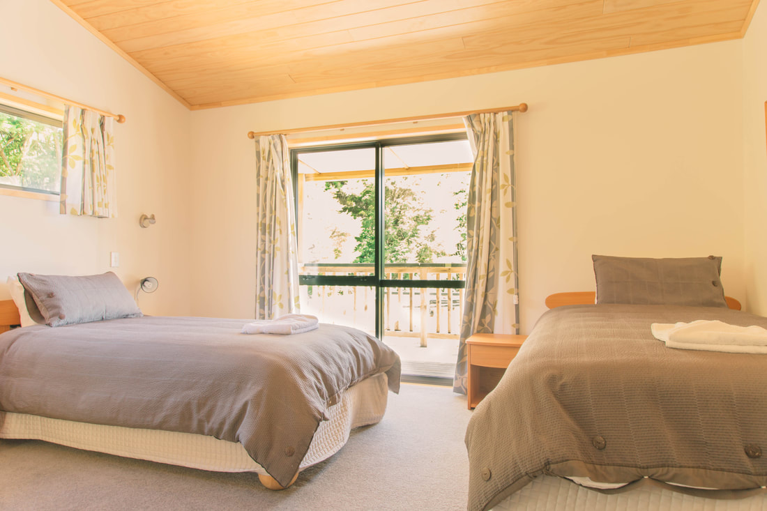 ​Fully Accessible Chalet Bedroom