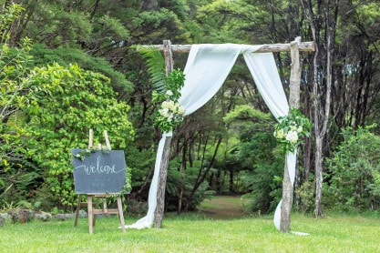 A Tangiaro Wedding Welcome